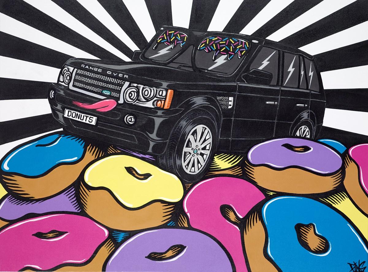 Range Over Donuts